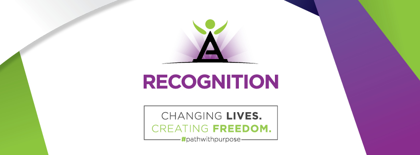 recognition logo